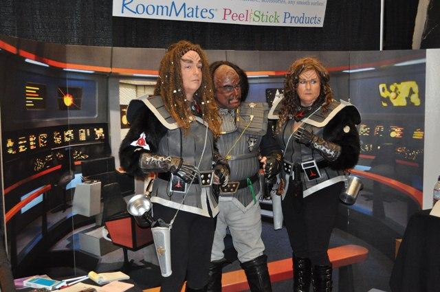 Klingons at Convention