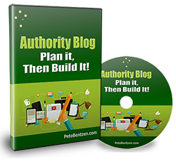 Authority Blog Video Course