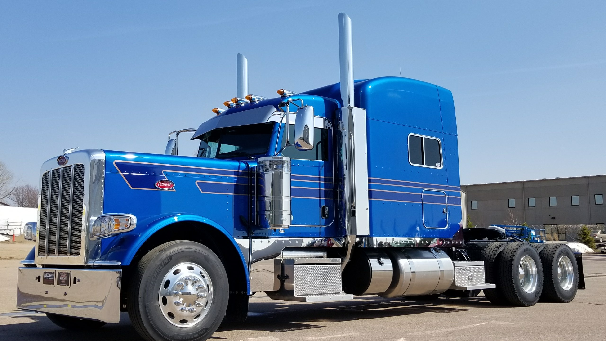 Custom New 389 For Sale Peterbilt Of Sioux Falls