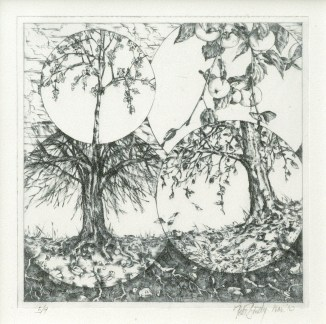 4 seasons' tree no.8