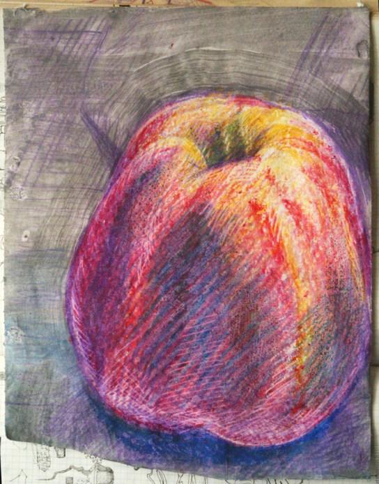 Callum's apple