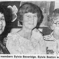 25 Oct 2014: Memorial Service for Mrs Sylvia Beveridge