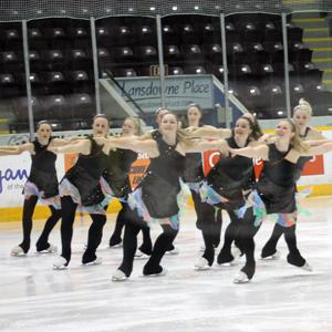 Peterborough Synchronized Skating Club