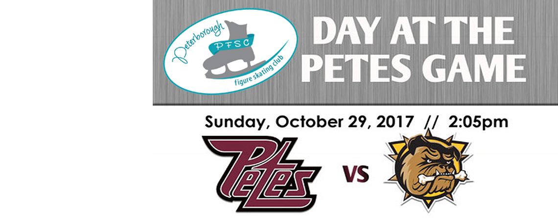 Get Your Tickets for the PFSC Day at the Petes Game