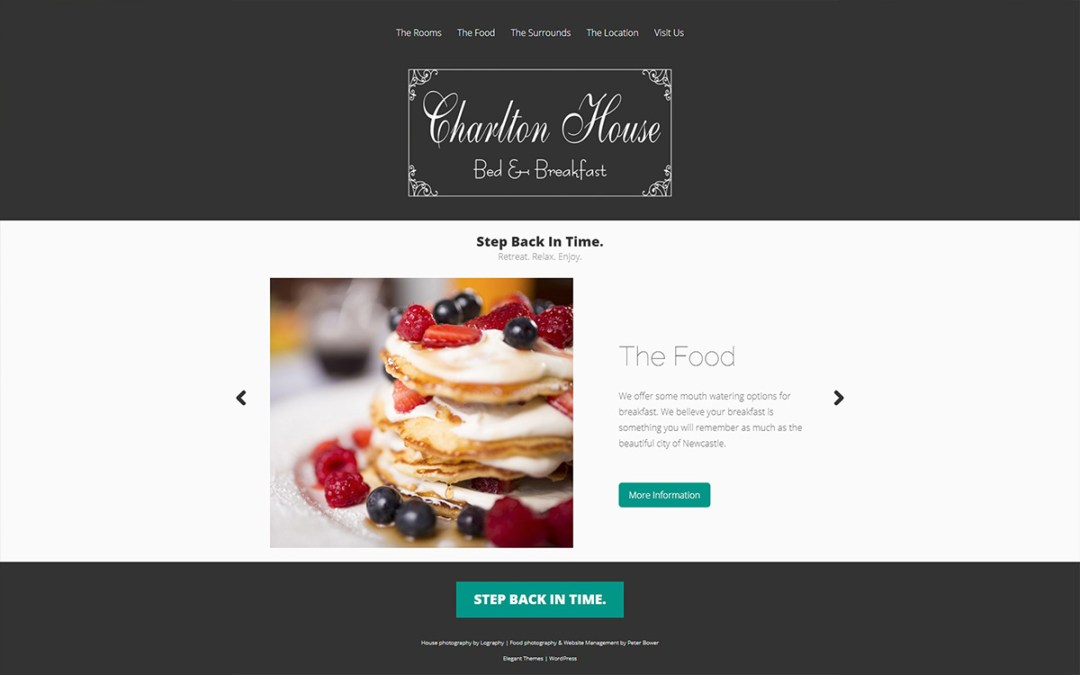 Charlton House - Website
