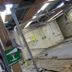 Woodwork studio/workshop