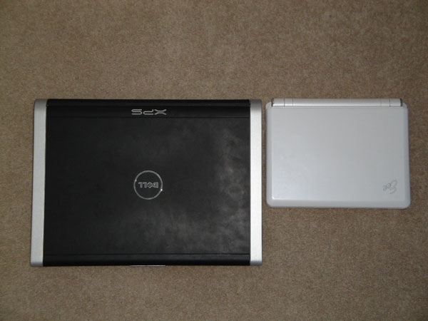 eeepc vs dell