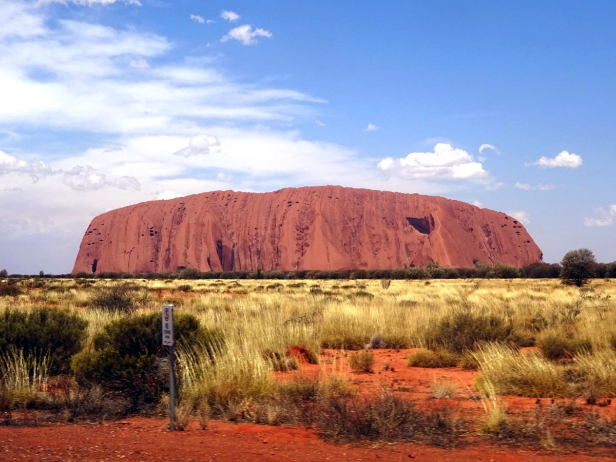 The Uluru Outback Adventure