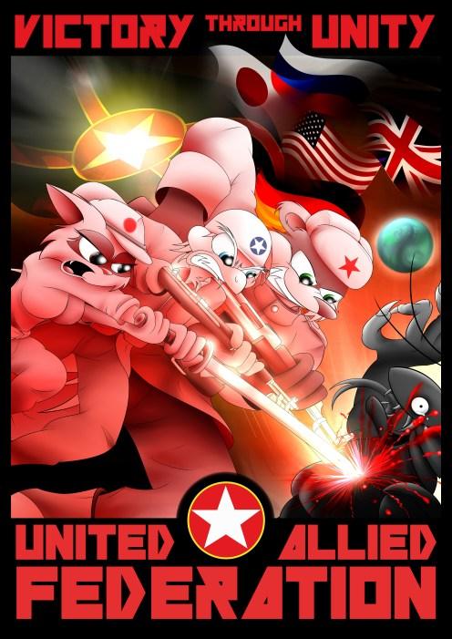 UAF propaganda