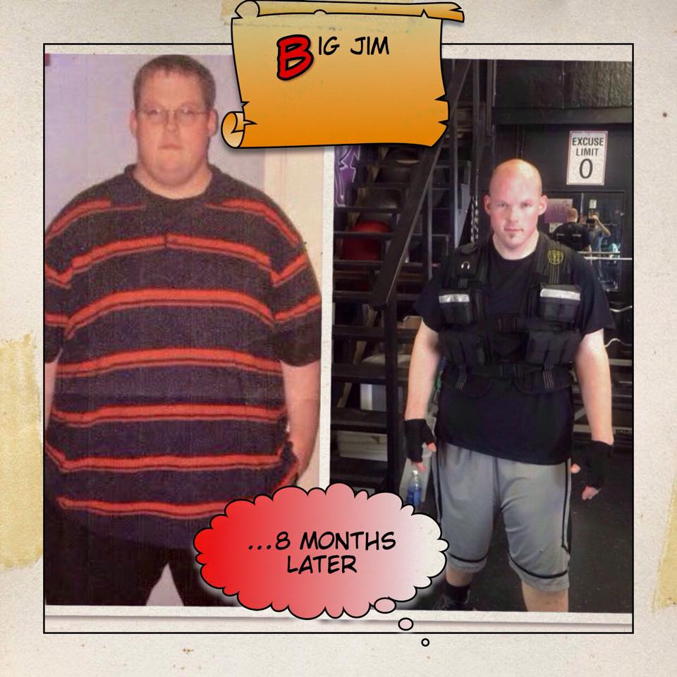 Jim's Journey in Losing weight
