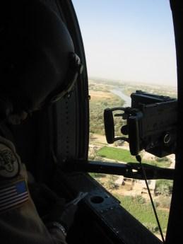 Ovanför Bagdad