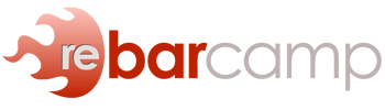 REBarCamp logo
