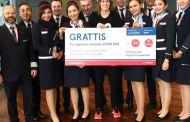 Norwegian markerer ny milepæl: Fire millioner passasjerer har reist med selskapet interkontinentalt