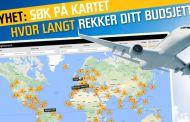 Kilroy tilbyr søk etter flybilletter basert på interesser og budsjett
