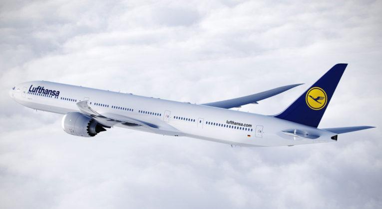 Lufthansas nye