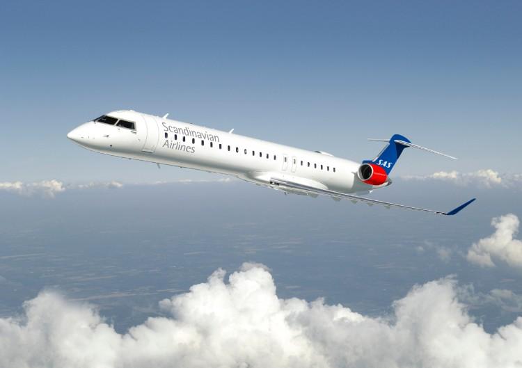Bemanner CRJ900 SAS og svenske BRA