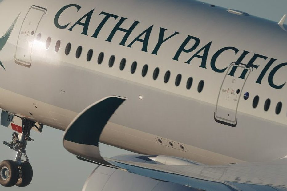 Cathay Pacific eierandel i Cathay Pacific