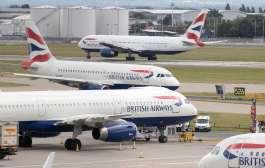 First Class med British Airways fra Göteborg
