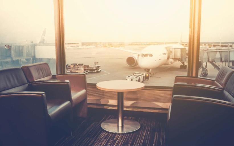 Slik ordner du deg flyplass-luksus med kredittkortet ditt
