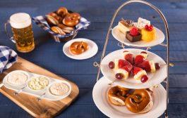 Emirates med Oktoberfest meny på rutene til Tyskland