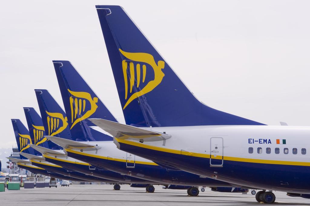 Ryanair kansellerer streik noensinne