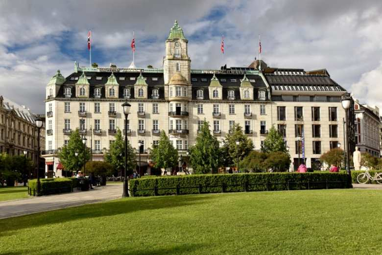businesshotell Norges beste hotell