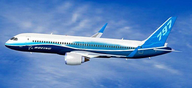 Boeing rykter B797
