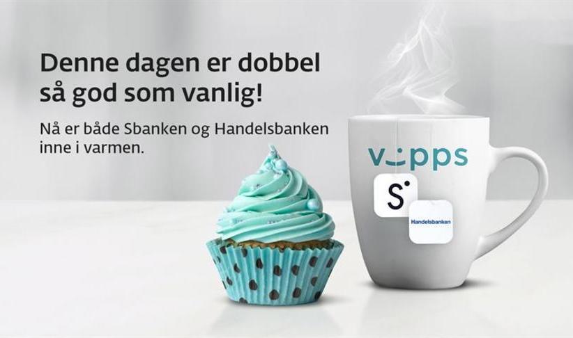 Handelsbanken og Sbanken blir Vipps-partnere
