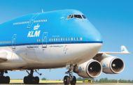 KLM: Fløy jorden rundt med gode nyheter