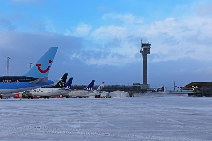 Flytrafikken