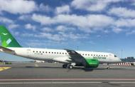 Widerøes nye jetfly Embraer E 190-E2 er i rute