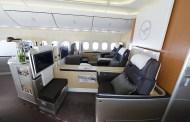 Companion Offer – Reis First class hos Lufthansa