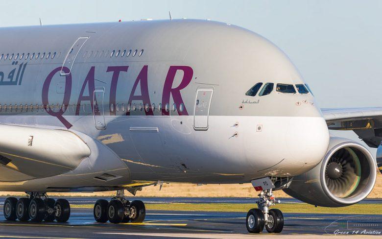 Super jumboen Qatar Airways vil bestille