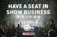 SAS samarbeider med Live Nation