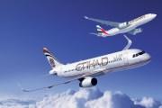 Emirates kan sluke erkerivalen Etihad