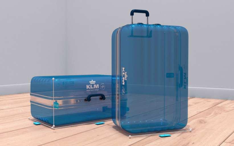 Nå kan du enkelt sjekke størrelsen på håndbagasjen