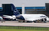 Første Lufthansa A380 i nye farger