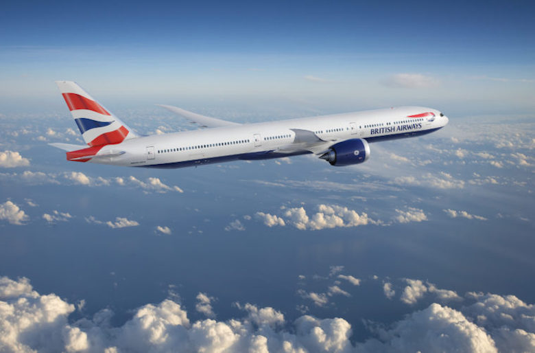 British Airways bestiller Boeing 777X