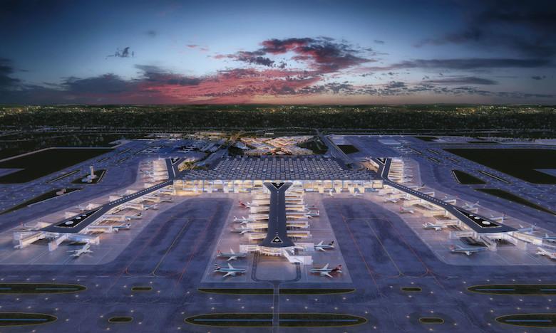 Nye Istanbul flyplass