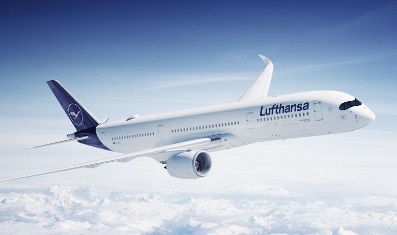 Lufthansa gruppen bestiller