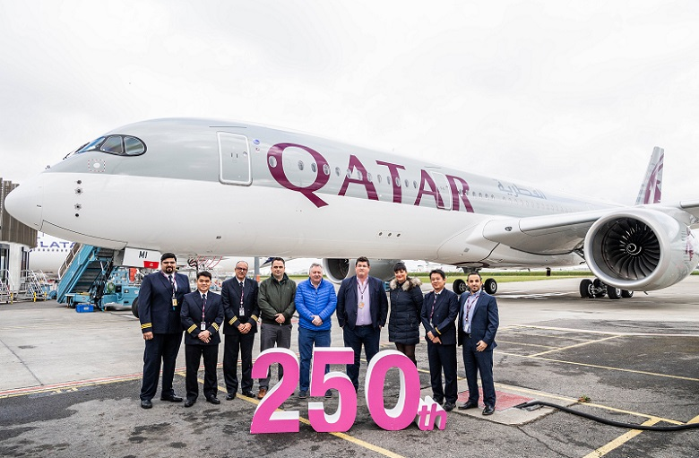 Qatar Airways har mottatt