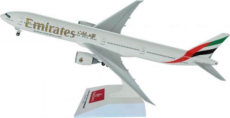 Vinn en Emirates Boeing 777-300ER