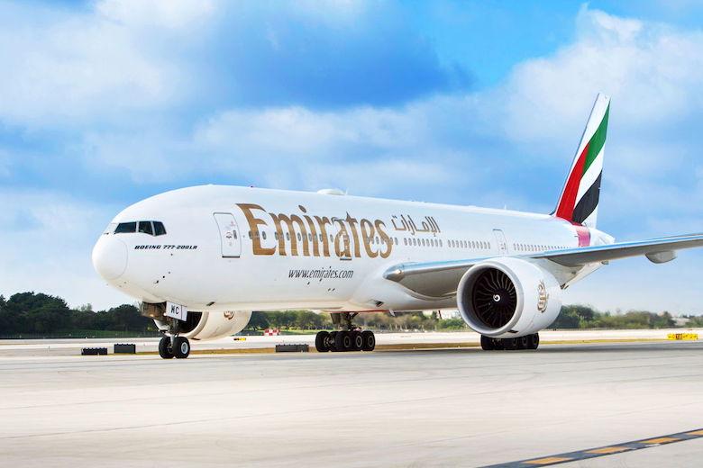 Emirates har ferdigstilt