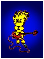 E Gitarre Hamster 3