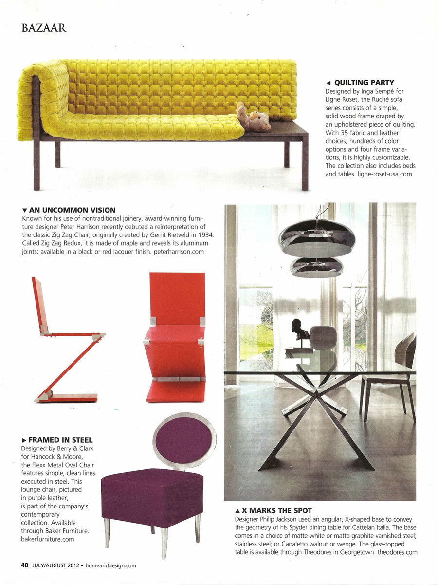 Home and Design Jul/Aug 2012