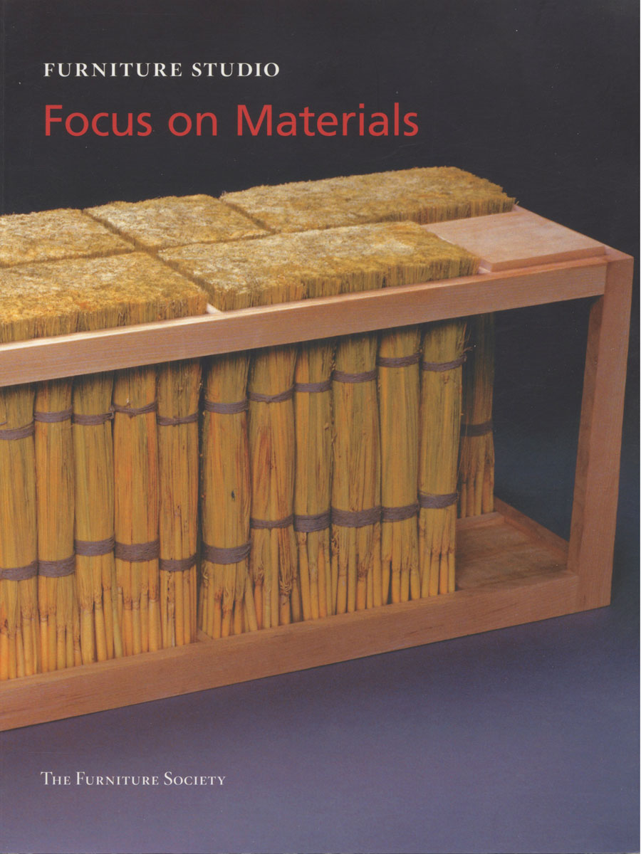 Furniture Studio 4- Focus on Materials