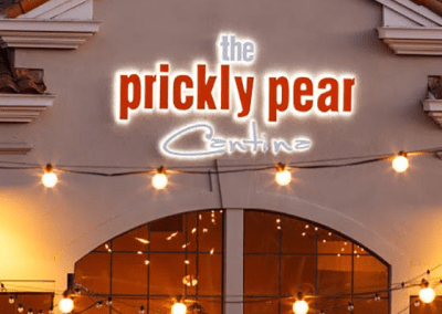 THE PRICKLY PEAR CANTINA