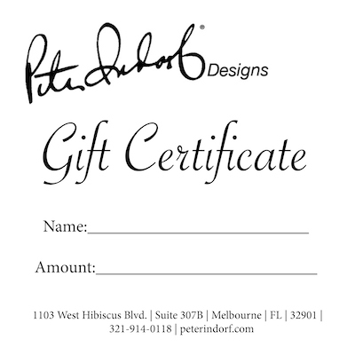 We now offer Gift Certificates!