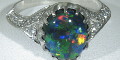 October's Birthstone is Opal