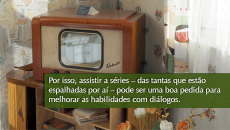 Séries e diálogos